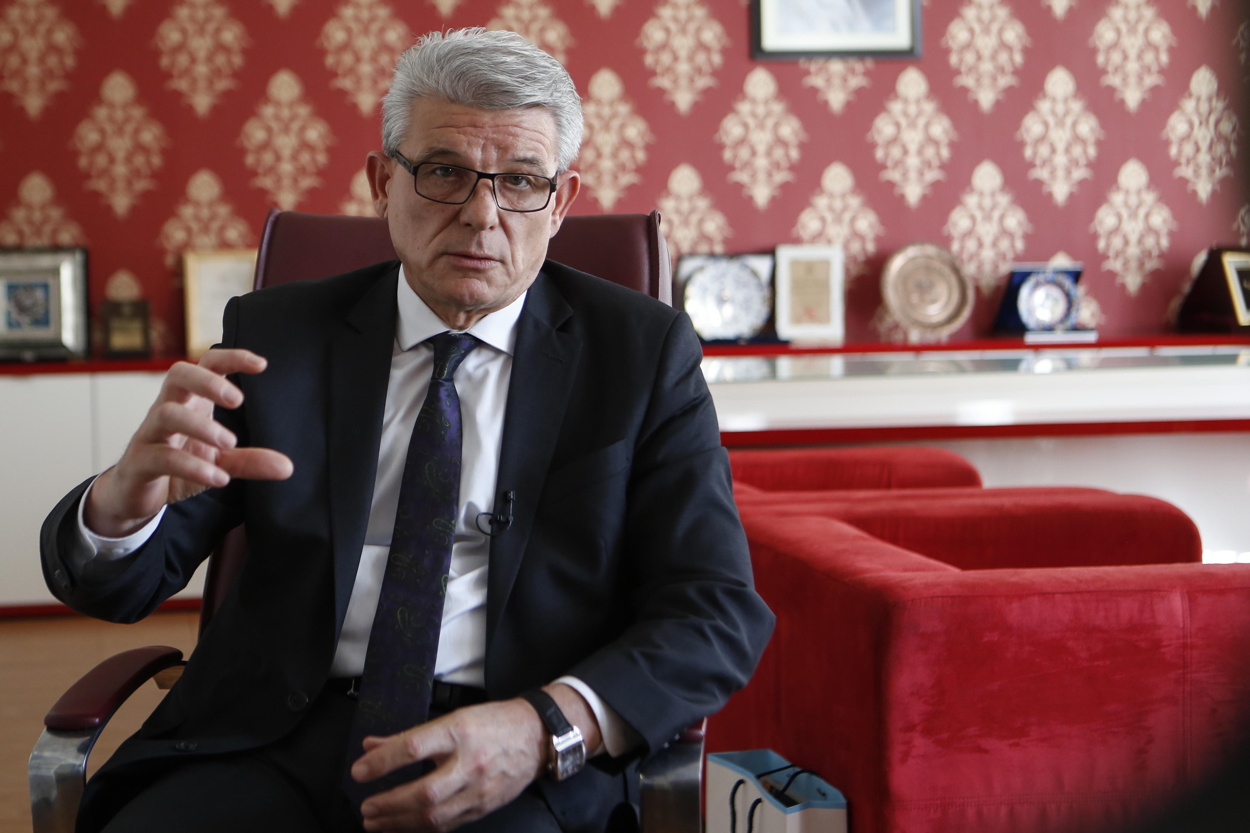 ZAŠTITA PORETKA! Džaferović: Dodiku je Ustavni sud BiH smetnja zbog potencijalnih odluka o odcjepljenju
