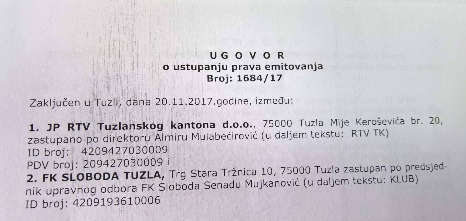 EKSKLUZIVNO na TVTK: SLOBODA – SLOGA, dvomeč KUP-a BiH!