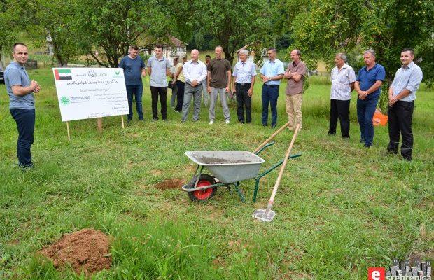 Postavljen Kamen Temeljac Za Novu Ambulantu U Potocarima Rtvtk